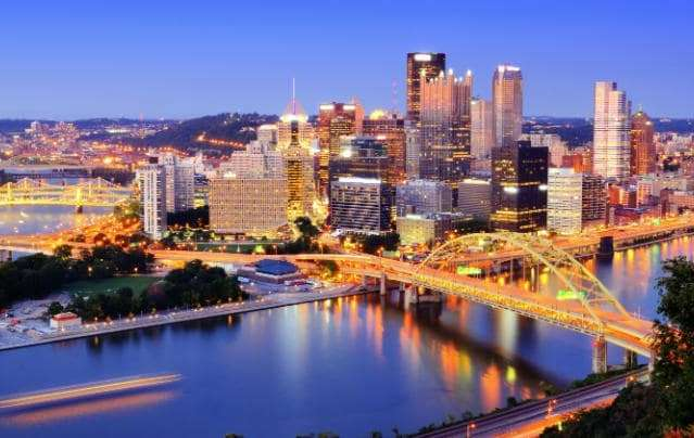 PITTSBURGH became a cultural hub…with food, art, and wine.